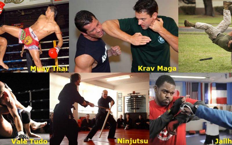 The 10 Deadliest Martial Arts Martial Arts Exercises