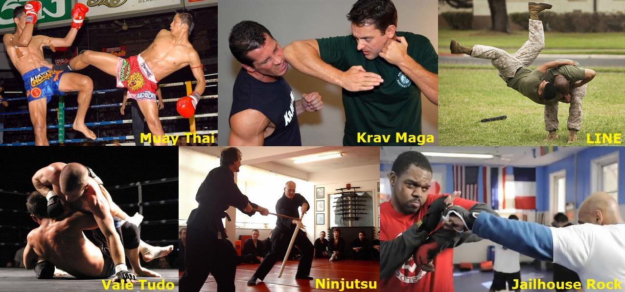 The 10 Deadliest Martial Arts - Martial Arts Exercises
